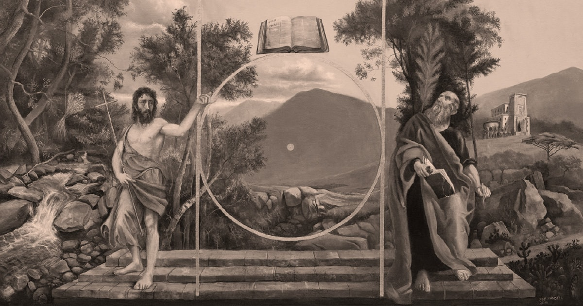 St. John the Baptist: Why is He A Prominent Masonic Figure?