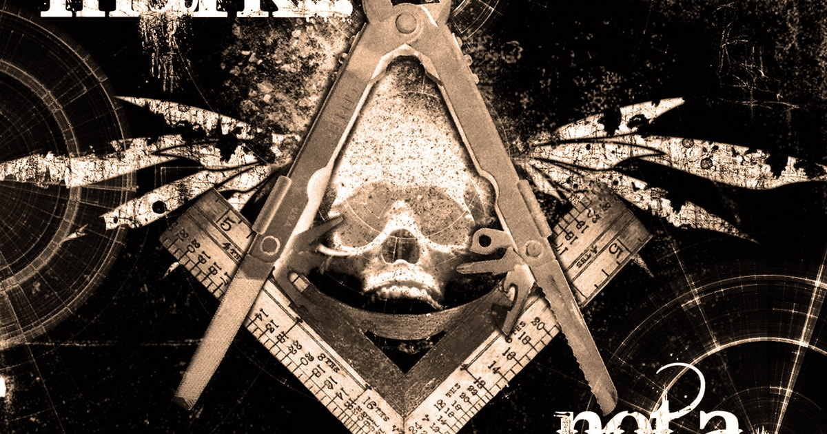 The Skull and Crossbones Appear in Certain Masonic Orders